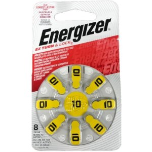 Pilha Energizer Audiológica 10 1x8