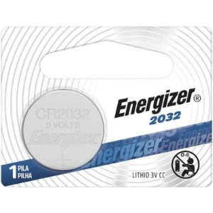Bateria Energizer 2032 3v Lithium