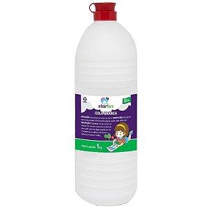 Cola Branca Starlux 1 Kilograma (Produto Atóxico e Não Inflamável)