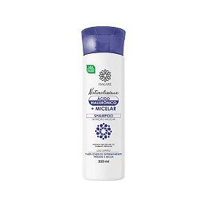 Shampoo Isacare Micelar + Ácido Hialurônico 350ml