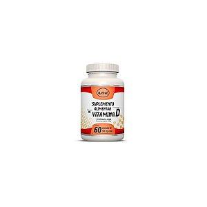 Vitamina D Vila Ervas 60 Cápsulas