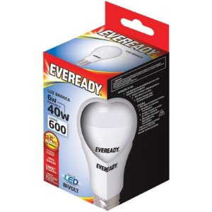 Lampada Eveready Led 6W Bivolt 6500K