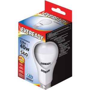 Lampada Eveready Led 4.9W Bivolt 6500K