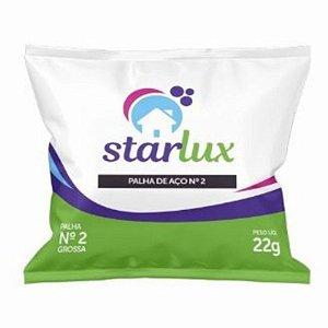 Palha De Aço (Remoção, Brilho e Polimento)  NR-2  - Linha Starlux