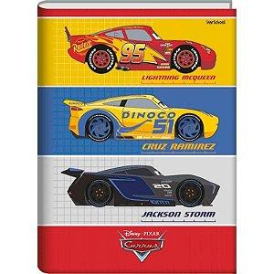 Caderno  Universitário  Disney Carros CD  80 folhas –  StarSchool