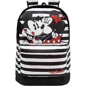 Mochila Infantil Minnie  T06 Disney Estampada  – Linha StarSchool