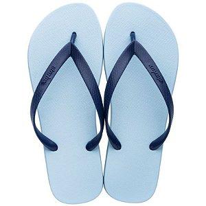 Sandália Edição Verão Azul/Azul Escuro 43/44 Starlux Sandálias
