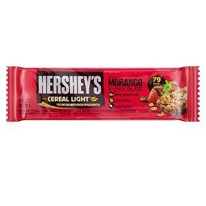 Barra Cereal Hersheys Morango 24 Unidades 22G