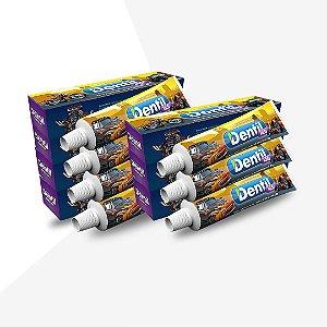 Creme Dental Dentil Kids Gel Bubble Gum 12 Unidades 50G