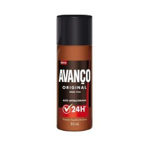 Desodorante Spray Avanco Original 85ML 1 Unidade