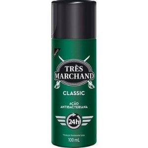 Desodorante Spray Tres Marchand Classic 100ML 1 Unidade