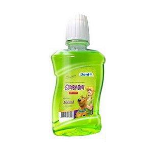 Enxaguante Bucal Dentil 300ML Scooby Tutti-Frutti Com Flúor 1 Unidade
