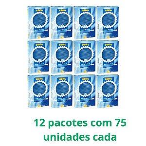Isababy Haste Flexível 12 Pacotes Com 75 Unidades
