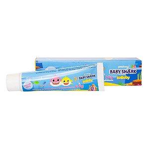 Isababy Baby Shark Creme Preventivo De Assadura 45G 1 Unidade