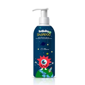 Isababy Bu Azul Shampoo 200ML 1 Unidade