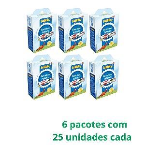 Isababy Curativo Infantil 6 Pacotes Com 25 Unidades