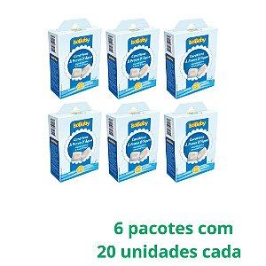 Isababy Curativo Prova D'água 6 Pacotes Com 20 Unidades