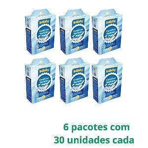 Isababy Curativo Tamanhos e Modelos Variados 6 Pacotes Com 30 Unidades