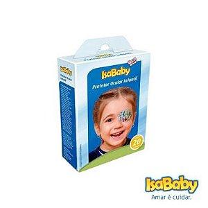 Isababy Protetor Ocular Infantil 1 Caixa Com 20 Unidades