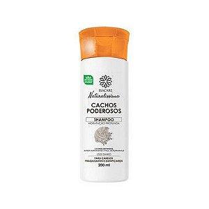 Isacare Shampoo 200ML Cachos Poderosos 1 Unidade