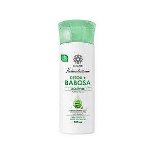 Isacare Shampoo 200ML Detox Babosa 1 Unidade