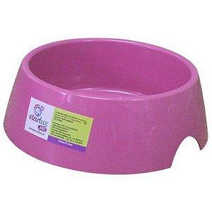 Starlux Pet Comedouro Plastico Pop 600ML 1 Unidade