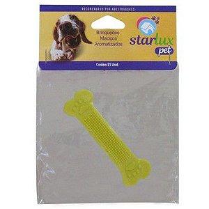 Starlux Pet Osso Topbone Borracha Nº 1 - 1 Unidade