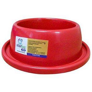 Starlux Pet Comedouro Plastico Antiformiga 350ML 1 Unidade