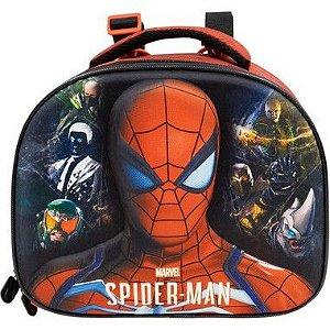 Starschool Lancheira Spider Man S1 - 9494 1 Unidade