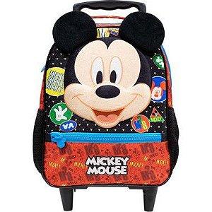 Starschool Mala com Rodas 14 Mickey Y1 - 9321 1 Unidade