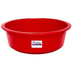 Starlux Ud Bacia Pequena 3,3L Vermelho 1 Unidade