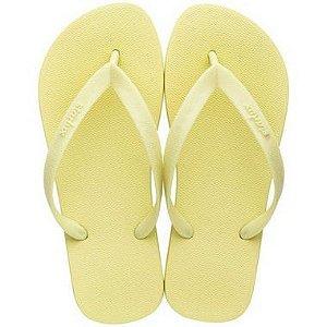 Starlux Sandália Edição Verão Amarelo Limão (21488) 37 1 Unidade