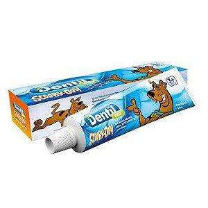 Creme Dental Dentil Scooby-Doo Gel Tutti-Frutti 12 Unidades 50G