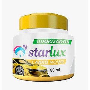 Starlux Auto Odorizador Carro Novo 80ML Com 6 Unidades