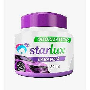 Starlux Auto Odorizador Lavanda 80ML Com 6 Unidades