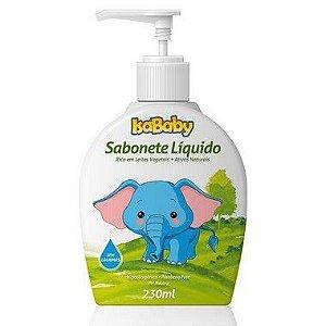Isababy Zoo Sabonete Líquido Cabeça Aos Pés 6 Unidades 230ML