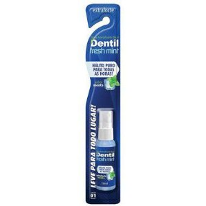 Spray Aromatizante Dentil Fresh Mint 20ML Com 12 Unidades