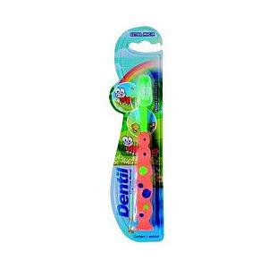 Escova Dentil Kids Centopéia Extra Macia 12 Unidades