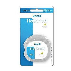 Fio Dental Dentil Original 50M 12 Unidades