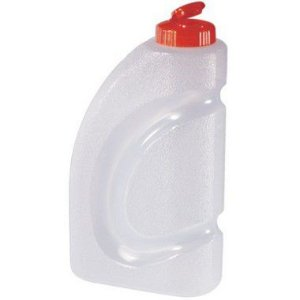 Starlux Ud Garrafa para Agua 2L Cores Sortidas com 6 Unidades