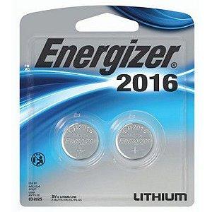Bateria Energizer 2016 Lithium 12 Unidades