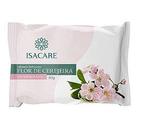 Sabonete Barra Flor De Cerejeira 12 Unidades 80G Isacare