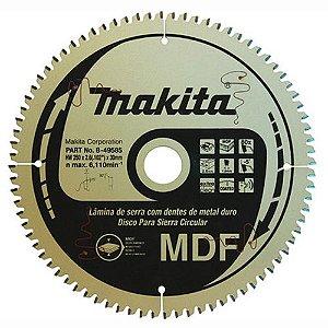 Lâmina de Serra Circular 185 mm X 80 z Makita B-49585