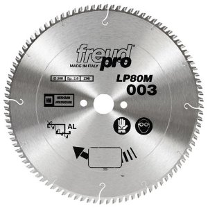Serra Circular Freud 300mm X 96 z para Alumínio LP80M003