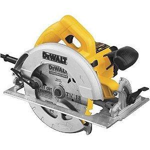 Serra Circular 185mm 1800w Dewalt DWE575