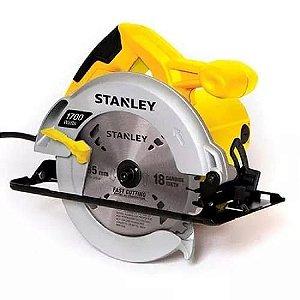 Serra Circular 185mm 1700w Stanley STSC718