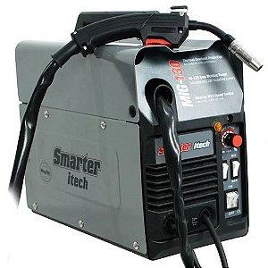 Retificadora de Solda Smarter Itech MIG130