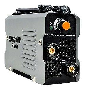 Inversora de Solda Smarter Itech EVO 130C