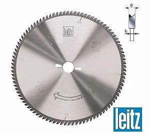 Serra Circular Leitz 250mm X 80d - Alternada Mdf Mdp