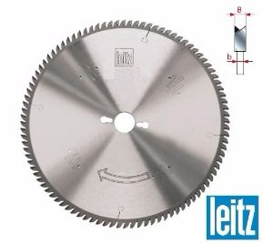 Serra Circular Leitz 300mm X 96 D - Alternada Mdf Mdp